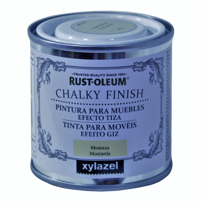 Rust-Oleum 4080408 Pintura, Mostaza, 125 ml Xylazel