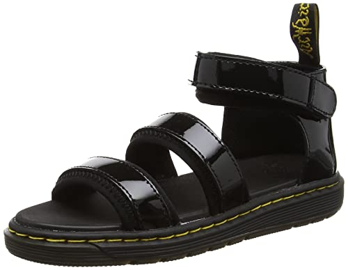 c89f850fa50 Dr. Martens Unisex Kids  Marabel J Gladiator Sandals  Amazon.co.uk ...