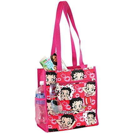 0fa5d8c3be67 Image Unavailable. Image not available for. Color  J Garden Betty Boop Tote  Bag