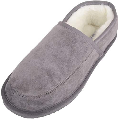SNUGRUGS Charlie, Zapatillas de Estar por casa para Hombre: Amazon.es: Zapatos y complementos
