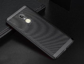 Funda Xiaomi Redmi 4A con función respiración para evitar ...