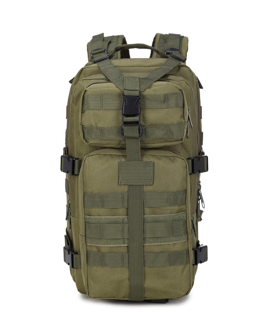 342f5019dd2d3 Gemgeny 35L Tactical Military Assault Pack Rucksack Bug Out Bag Armee MOLLE  Klein Rucksack für Outdoor Wandern Camping Trekking Jagd Rucksack