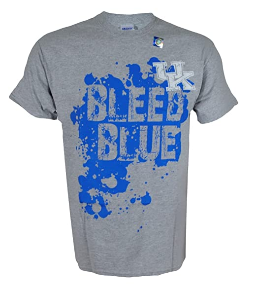 4c8fa6868e47 NCAA Champions University of Kentucky Wildcats UK Basketball   UK Bleed Blue  T-Shirt On