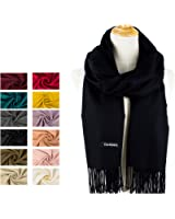 Choomon Women Cashmere Scarf Windproof With A Gift Box