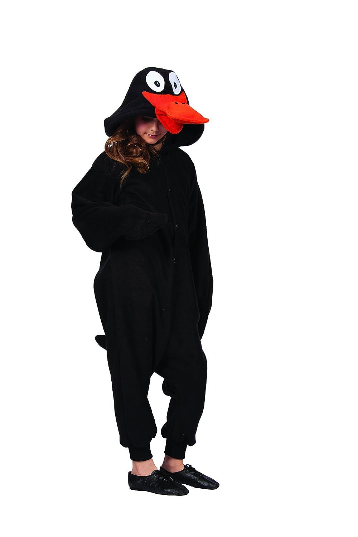 ブラックDuck Laffy子Funsieコスチューム S ブラック B00JEG8ZZS