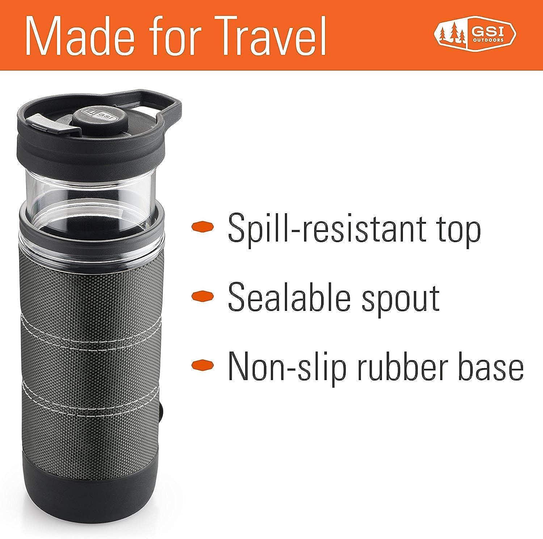 GSI Outdoors Commuter Javapress Coffee Mug