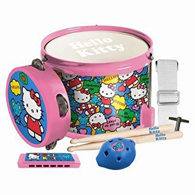 5Star-TD Hello Kitty Fun in A Drum: Toys & Games