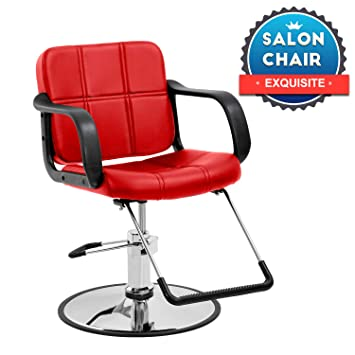 Tremendous Barber Chair Salon Chair Styling Chair Heavy Duty Beauty Salon Barber Swivel Chairs Hydraulic Pump Download Free Architecture Designs Remcamadebymaigaardcom
