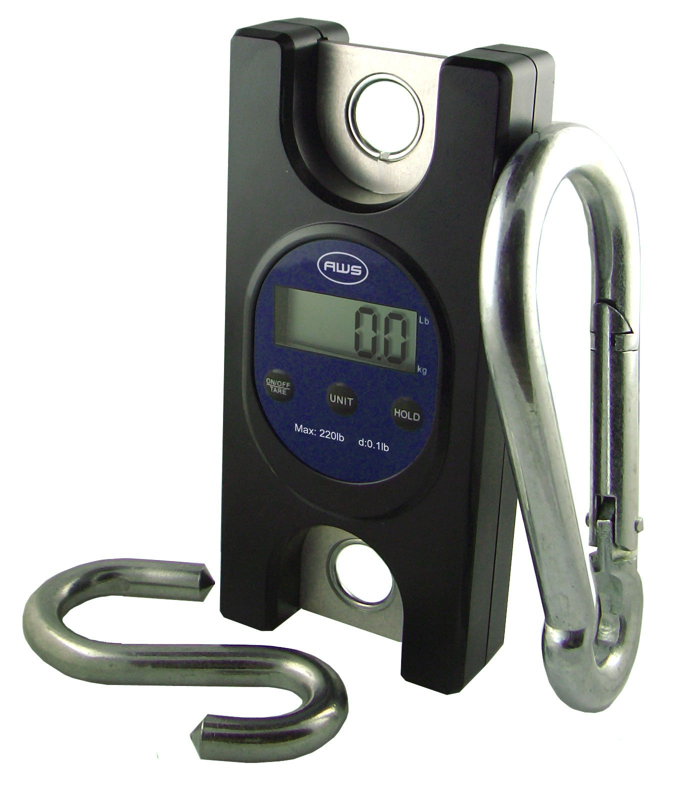 American Weigh Scale Amw-tl330 Industrial Heavy Duty Digital Hanging Scale, 330-Pound