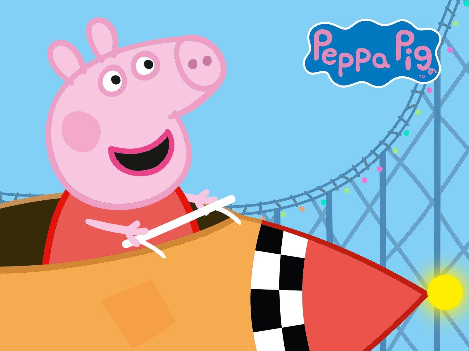 Amazon co uk: Watch Peppa Pig - Volume 7 | Prime Video