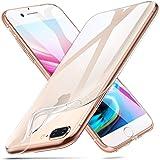 BestTrendy Coque iPhone 8 Plus/iPhone7 Plus Case Anti-Scratch Case Cover (Transparent) (8)