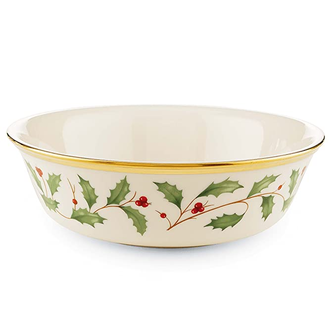 Lenox Holiday All Purpose Bowl