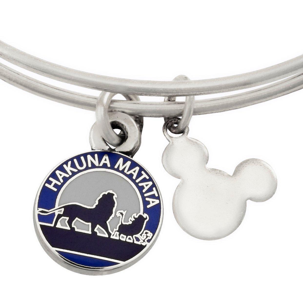 Disney Hakuna Matata Silver Bracelet Image 3