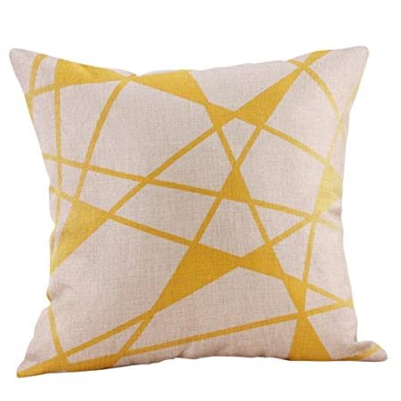 Loading Mustard Decorative Sofa Cushion Covers Decorative
