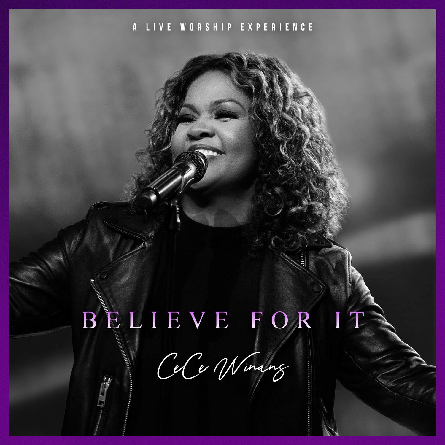 """CeCe Winans' New Album """"Believe For It"""" Makes a Splash on Radio and Billboard Charts"""