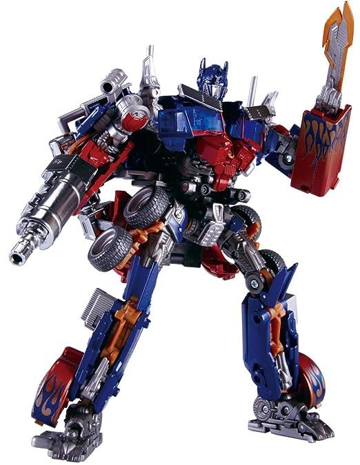 4 opinioni per Transformers Movie Optimus Prime Revenge AD12
