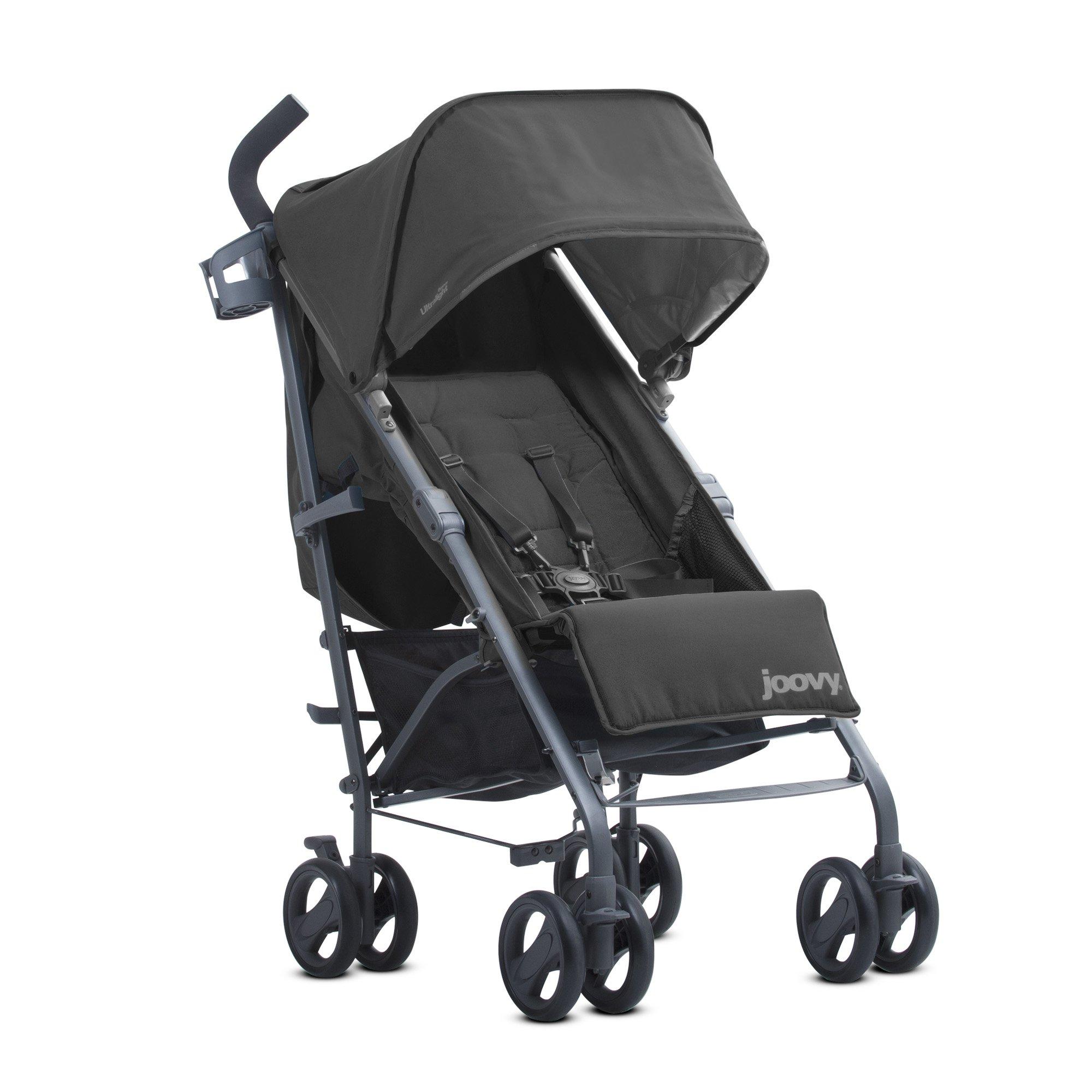 JOOVY New Groove Ultralight Umbrella Stroller, Black