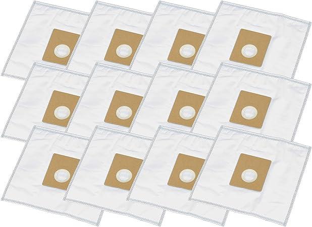 Bolsas de aspiradora para Panasonic MC-E 776, MC-E 777, MC-E 778, MC-E 78, MC-E 780 12 Staubsaugerbeutel: Amazon.es: Hogar