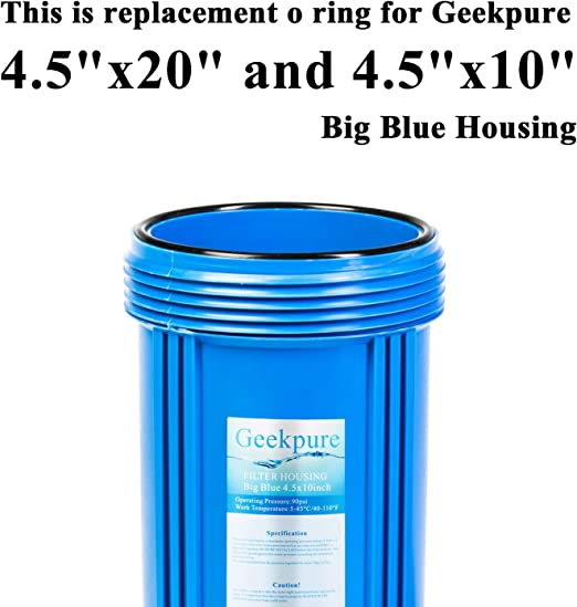 Special for Blue Housing Wrench for Geekpure 4.5x20 and 4.5x10 Big Blue Filter Housing