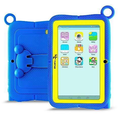 Yuntab Q88R Tablet infantil (Android 4.4 Allwinner A33 1.5Ghz Quad Core 7
