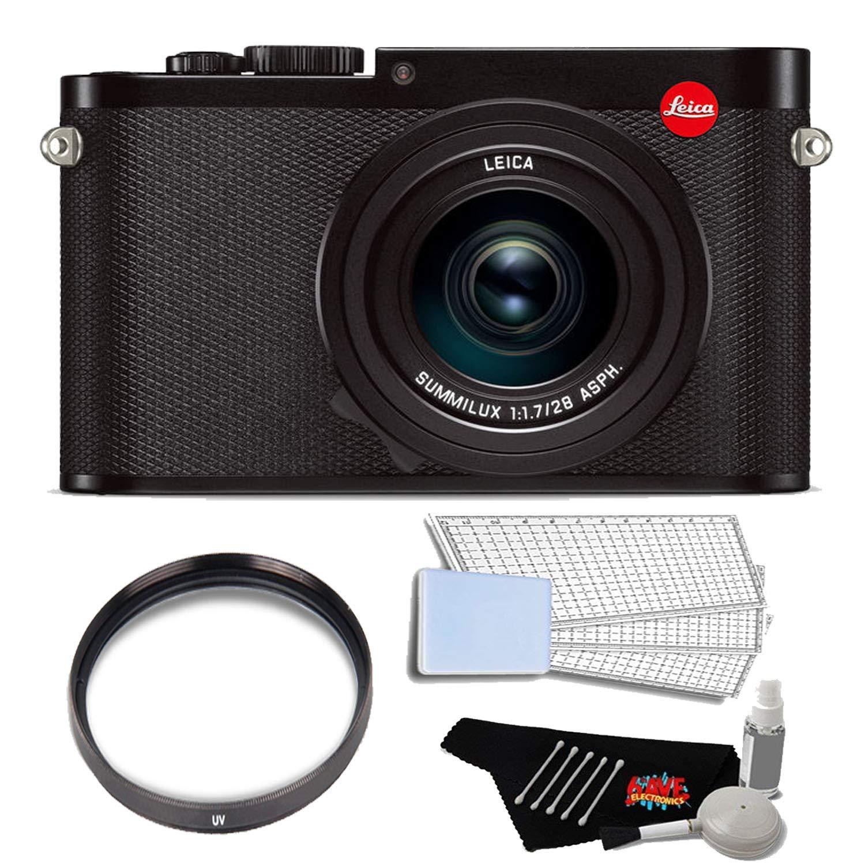 Leica Q (Typ 116) デジタルカメラ基本キット (ブラック)   B07HBBG8QP