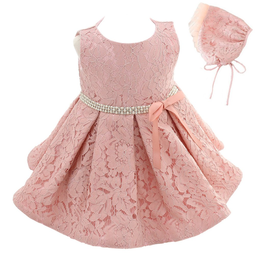 92a971a0f26d Galleon - Coozy Baby Girls Dress Infant Princess Christening Baptism ...