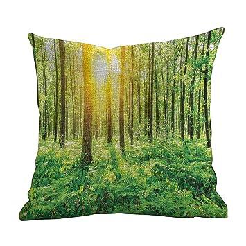 Amazon.com: Matt Flowe Home funda de almohada personalizada ...