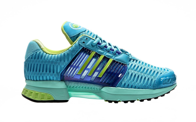 super popular 1d86a 73a10 adidas Originals Climacool 1, Bright Cyan-Semi Frozen Yellow-Purple, 3,5  Amazon.es Zapatos y complementos