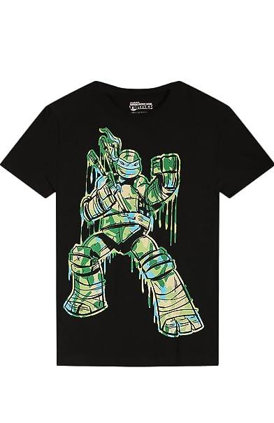 Amazon.com: 2LUV Anime Boy 's Big Boys Ninja Turtles ...