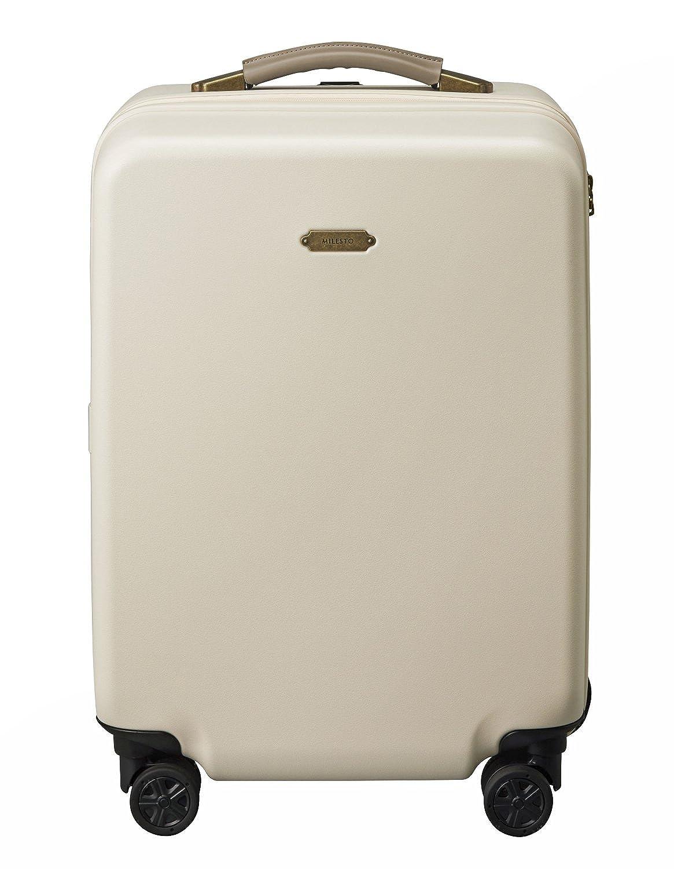 MILESTO ハードキャリー キャビンサイズ ストッパー付き MLS557-SBE   B07F1TRS73