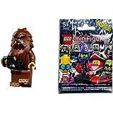 LEGO Minifiguras Coleccionables: Big Foot Minifigura (Serie 14)