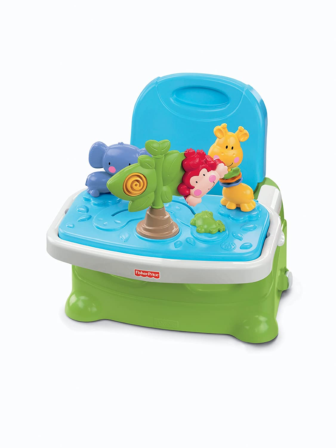 Amazon.com : Fisher-Price Discover \'n Grow Busy Baby Booster : Chair ...