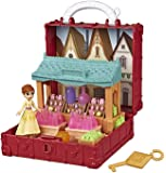 Disney Frozen Pop Adventures Village Set Pop-Up Playset with Handle, Including Anna Small Doll Inspired by Frozen 2 Movie - Toy for Kids Ages 3 and Up
