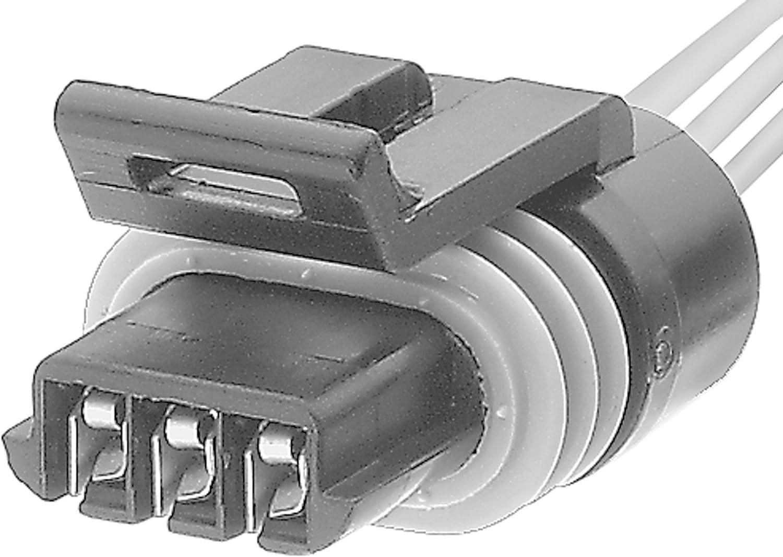 ACDelco PT782 GM Original Equipment 3-Way Female Black Multi-Purpose Pigtail