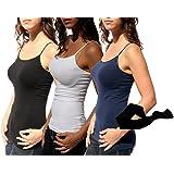 d780dfc66ae37 Nikibiki Womens Seamless Signature Camisole Cognac at Amazon Women s ...