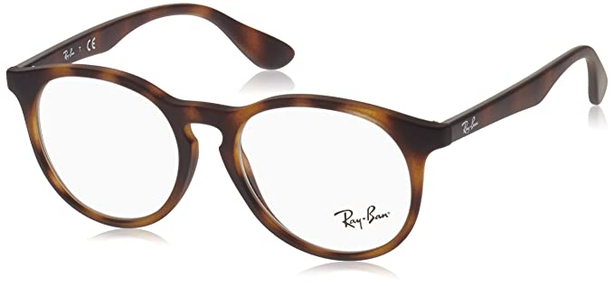 d1e6615660 Image Unavailable. Image not available for. Color  Ray-Ban 1554 3616 Rubber  Black Childrens Eyeglasses 48mm