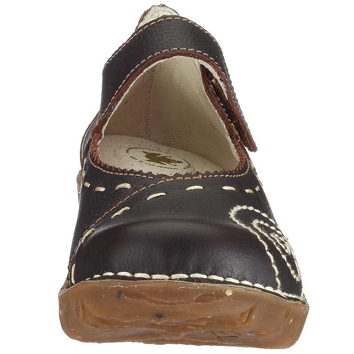 El Naturalista N095, Merceditas de Cuero, Mujer: Amazon.es: Zapatos y complementos