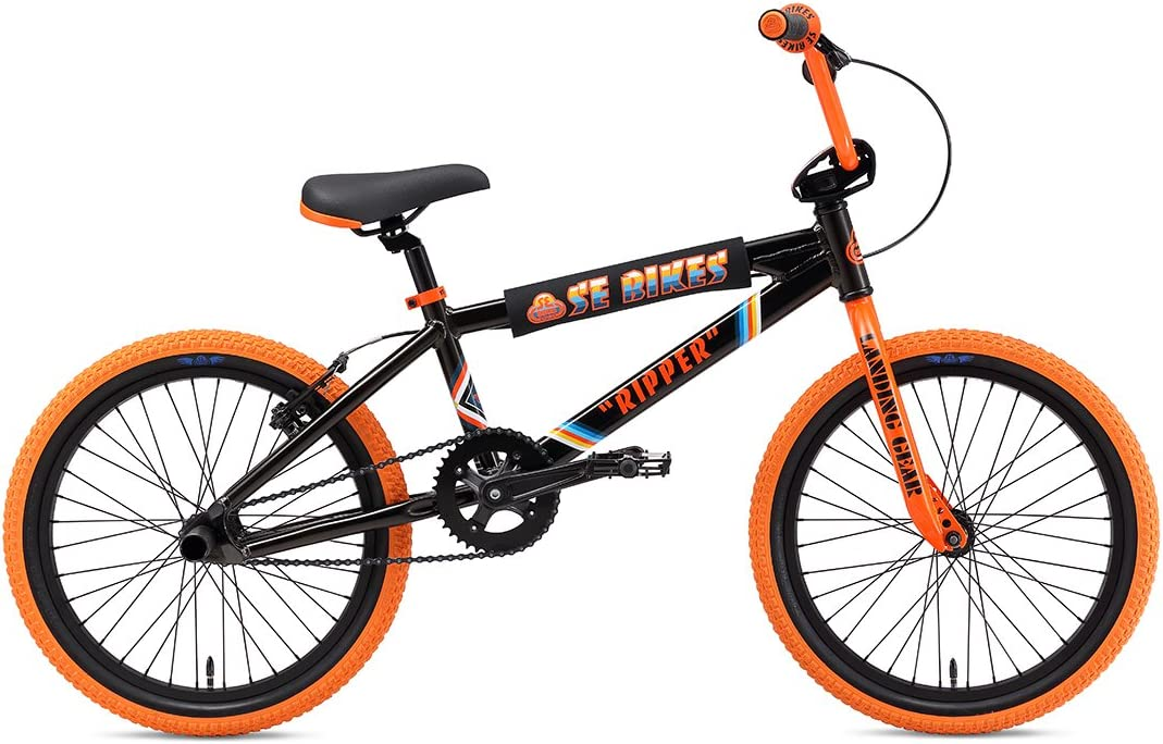 SE Bikes Ripper 20 BMX Bike 2019 Black