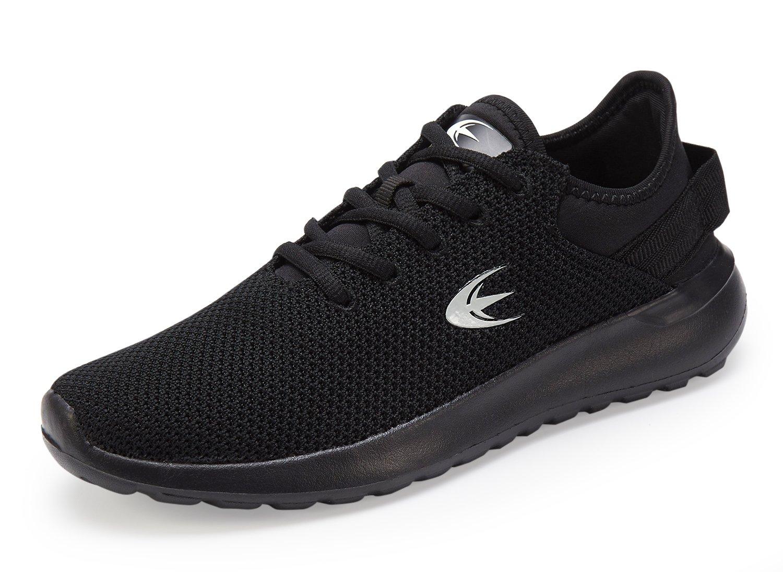 Leader shoes メンズ B07BP4RB3J 9 D(M) US ブラック