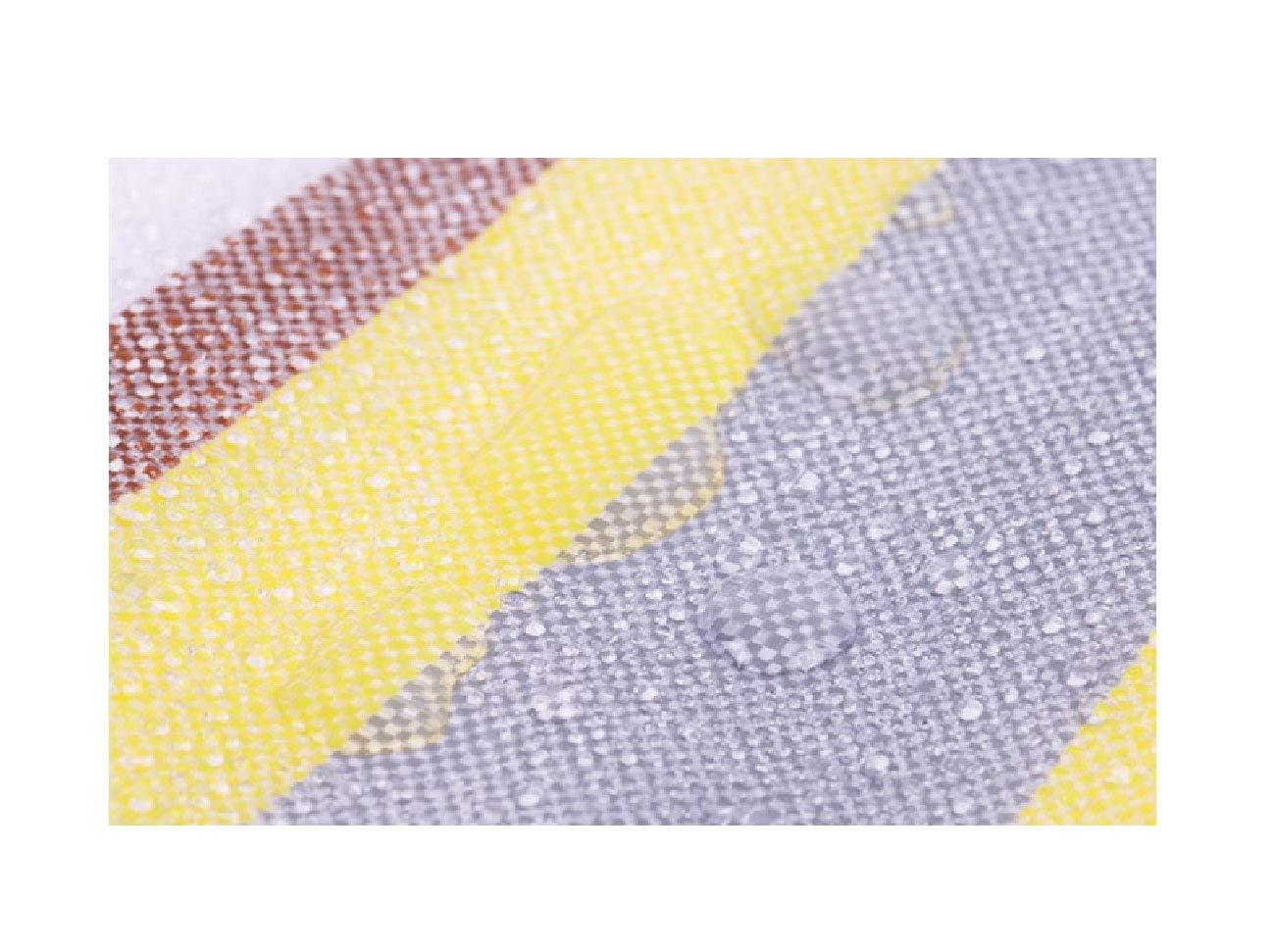 Ertrtyfgh Verdickungs-LKW-Sonnenschutzmittelregenstoff-Segeltuchfarbstreifen-Tuchschattenregenisolierungskabinendachplane des Wassers imprägniern imprägniern imprägniern Mehrgrößenoptionen im Freien (größe   6  6m) B07J9ZHQHN Wurfzelte Mach dir keine  02e6bc