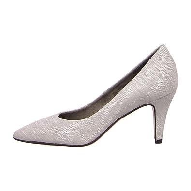 132c5b92971f09 Tamaris Pumps Größe 38 Grey Glam  Amazon.de  Schuhe   Handtaschen