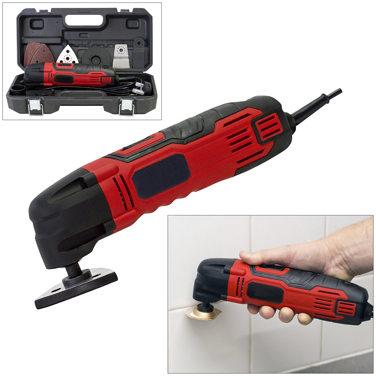 280W Oscillating Multi Function Power Tool with Accessories