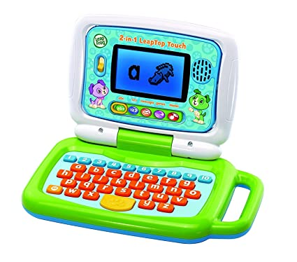 90b53d3215f LeapFrog  quot 2 in 1 Leap Top Touch quot  Toy ...
