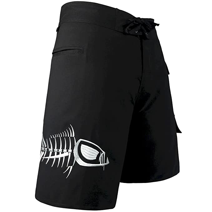707eb00b18 Tormenter Men's Tuna Waterman 5 Pocket Boardshorts (Black, ...
