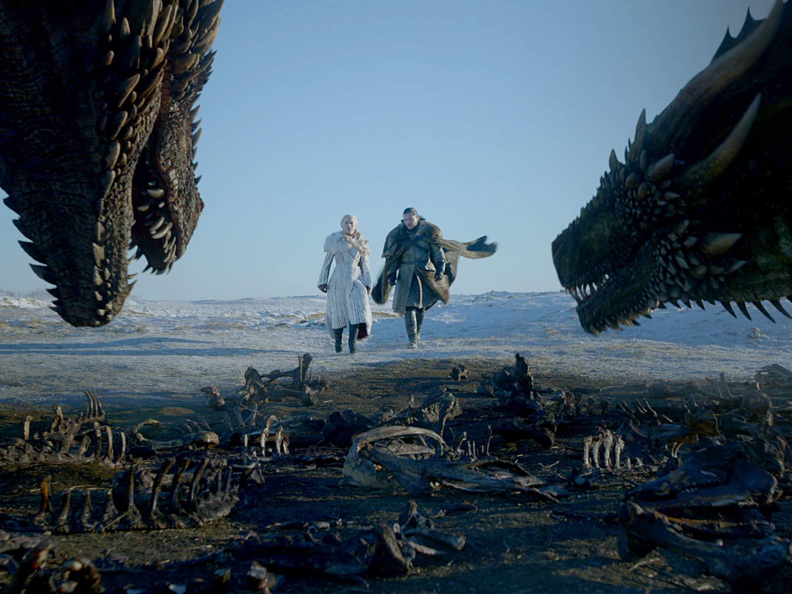 Amazon com: Watch Game of Thrones - Season 8 | Prime Video