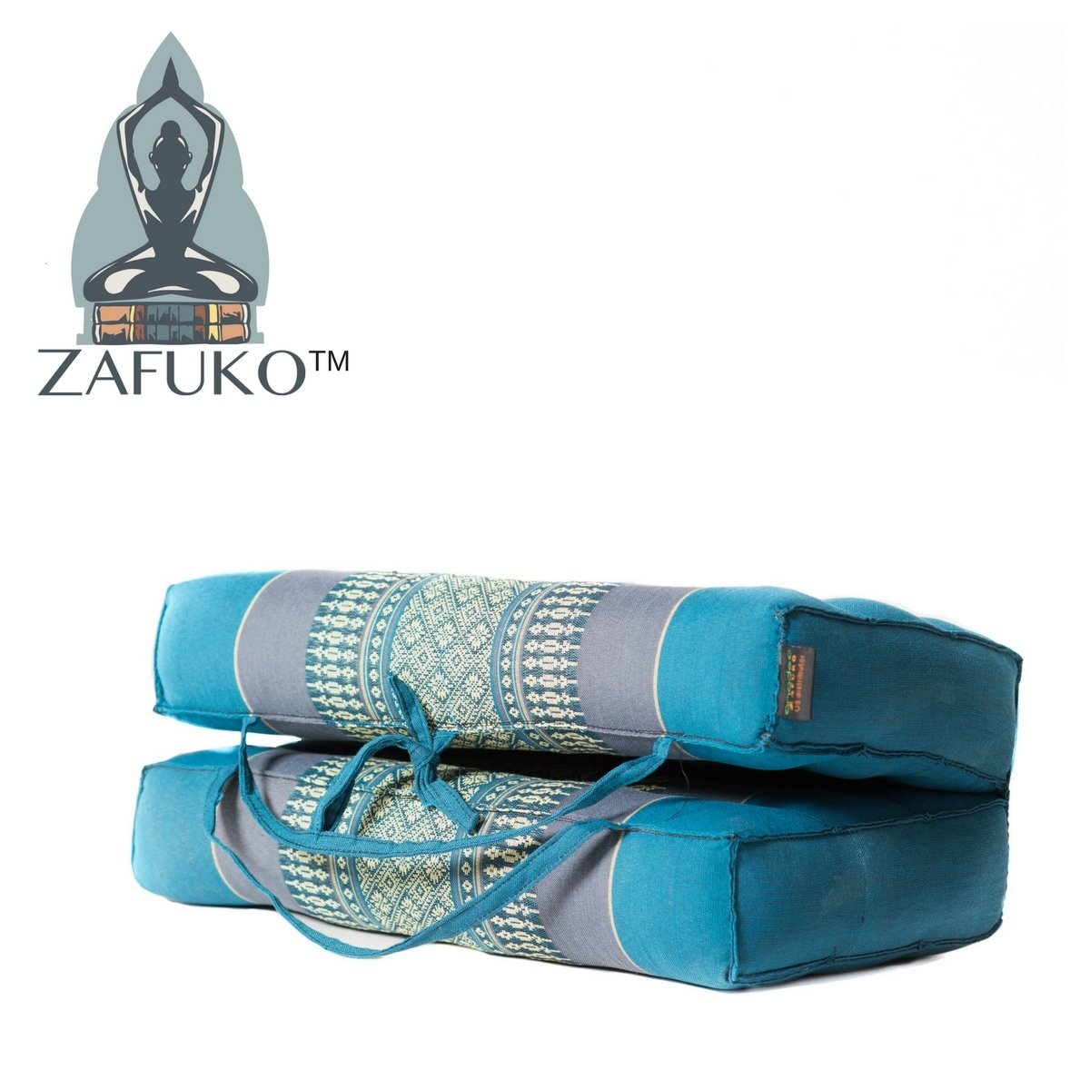 Zafuko Foldable Yoga, Meditation, Pilates Cushion