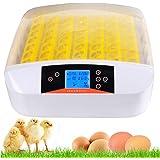 Sailnovo Incubateur œufs Automatique 56 œufs Intelligent Numérique Appareil d'Incubation Eclosion de Poussin Couveuse
