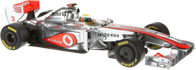 20027394E Carrera Coche Evolution 132 Vodafone McLaren Mercedes Race Car 2011 No.3