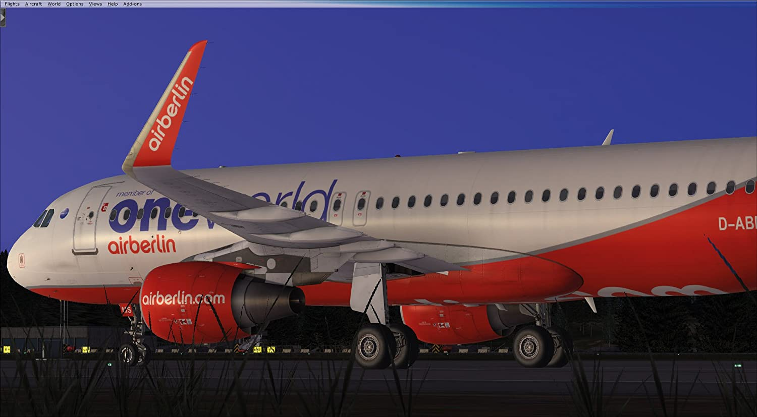 Airbus A320/A321 (PC DVD): Amazon co uk: PC & Video Games