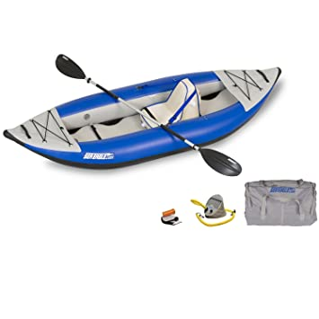 SEAEAGLE Mar Eagle 300 x Explorer Inflable Kayak Deluxe ...